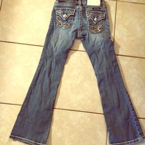 Girls size 8 Rock n Roll Cowgirl jeans